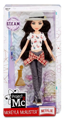 Project Mc2 - McKEYLA McALISTER - Netflix Doll